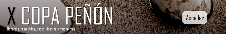Más información sobre La Copa Peñón 2016